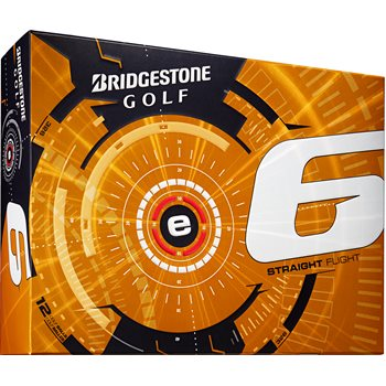 Bridgestone e6 2015 Golf Ball Balls