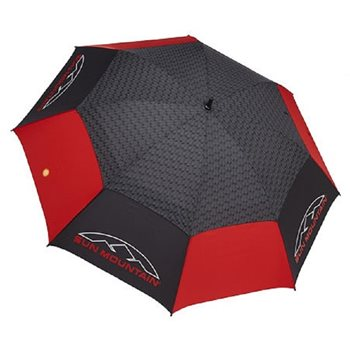 "Sun Mountain UV Double Canopy 60"" Manual Umbrella Accessories"