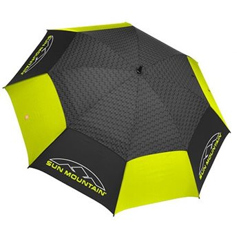 "Sun Mountain UV Double Canopy 60"" Manual Umbrella Accessories"