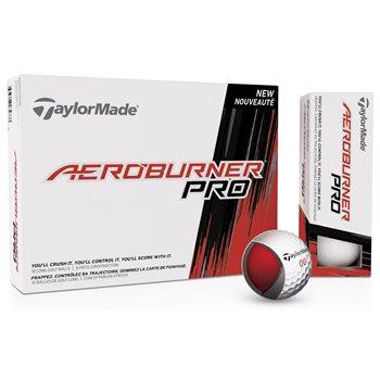 TaylorMade AeroBurner Pro Golf Ball Balls