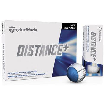 TaylorMade Distance Plus Golf Ball Balls