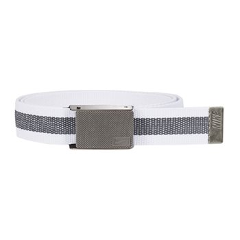 Nike Rubber Inlay Reversible Web Accessories Belts Apparel