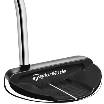 TaylorMade Ghost Tour Black Monte Carlo Putter Preowned Golf Club