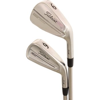 Titleist CB/MB 714 Forged Combo Iron Set Preowned Golf Club