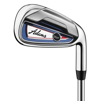 Adams Blue Iron Set Preowned Golf Club