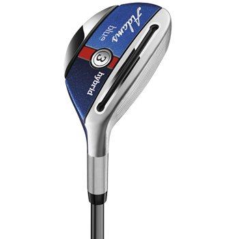 Adams Blue Hybrid Preowned Golf Club