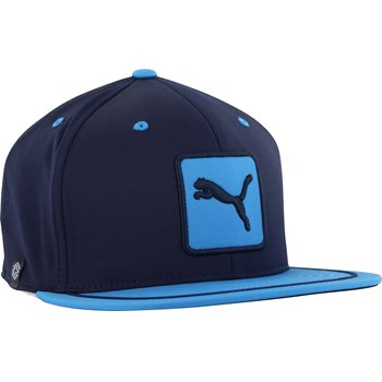 Puma Cat Patch 3-Color 110 Snapback Headwear Cap Apparel