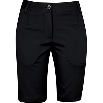 Puma DryCell Solid Tech Bermuda Shorts Flat Front Apparel