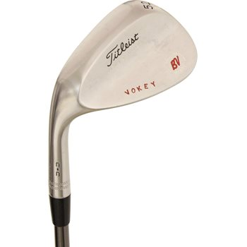 Titleist Vokey TVD-M California Chrome C-C Custom Wedge Preowned Golf Club