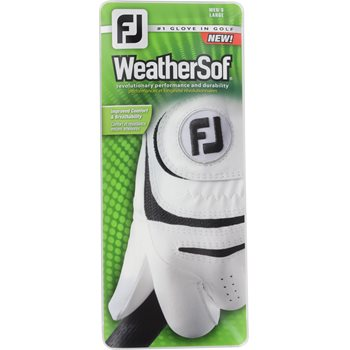 FootJoy WeatherSof 2015 Golf Glove Gloves