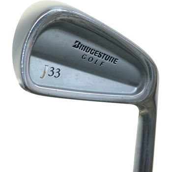 Bridgestone J33 Forged Iron Individual Preowned Golf Club