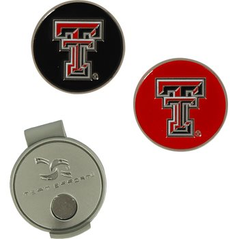 Team Effort Collegiate Hat Clip and Ball Marker Ball Marker Accessories
