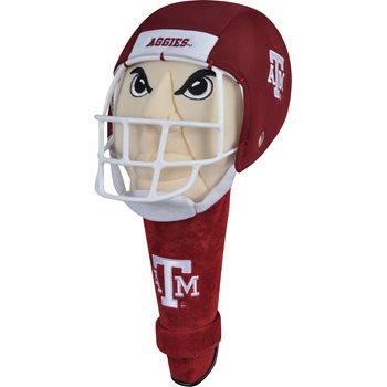 Team Effort Collegiate Shaft Gripper™ Mascot Driver Headcover Accessories