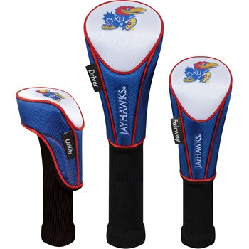 Team Effort Collegiate Three Headcover Set Headcover Accessories