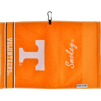 Team Effort Collegiate Face/Club® Jacquard Towel Accessories