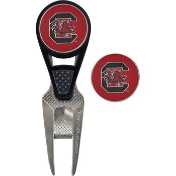 Team Effort Collegiate CVX Ball Mark Repair Tool & Ball Marker Tools Accessories