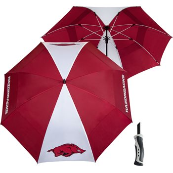 "Team Effort Collegiate 62"" WindSheer® Lite Umbrella Accessories"