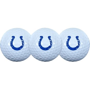 McArthur Sports NFL 3 Ball Pack Golf Ball Balls