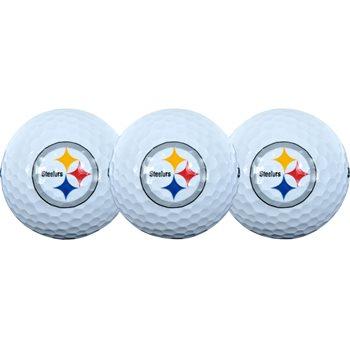 McArthur Sports NFL 3 Ball Pack Golf Ball Balls