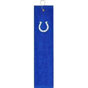 McArthur Sports NFL Embroidered Tri-Fold Towel Accessories