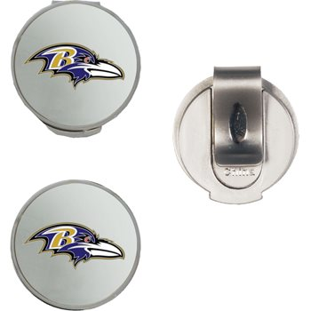 McArthur Sports NFL Hat Clip and Ball Marker Ball Marker Accessories