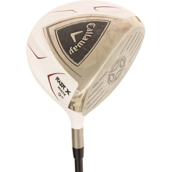 Callaway RAZR X White Driver Preowned Golf Club
