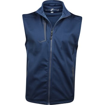 Glen Echo Stretch Tech® Water Repellent Outerwear Vest Apparel