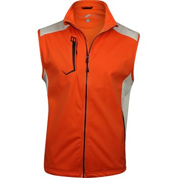 Glen Echo Stretch Tech® Water Repellent Outerwear Vest Apparel