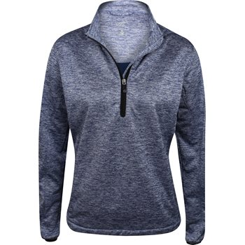 Glen Echo Stretch Tech® Meringue Outerwear Pullover Apparel