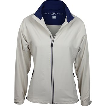 Glen Echo Perforated Outerwear Wind Jacket Apparel