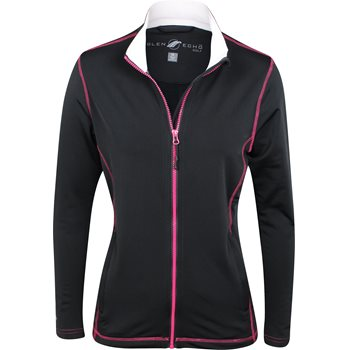 Glen Echo Stretch Tech® Full Zip Outerwear Wind Jacket Apparel