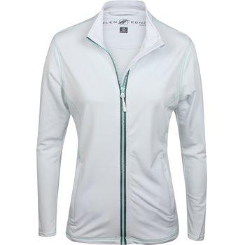 Glen Echo Stretch Tech® Full Zip Outerwear Wind Jacket Apparel