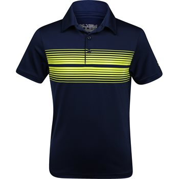 Under Armour UA Youth Pulse Shirt Polo Short Sleeve Apparel