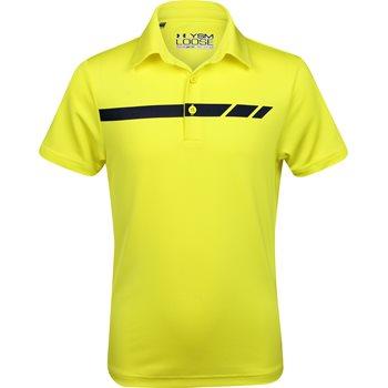 Under Armour UA Youth Condor Shirt Polo Short Sleeve Apparel