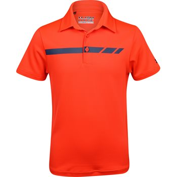 Under Armour UA Youth Condor Shirt Polo Short Sleeve Apparel