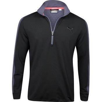 Puma PWRWarm 1/4 Zip Popover Outerwear Pullover Apparel
