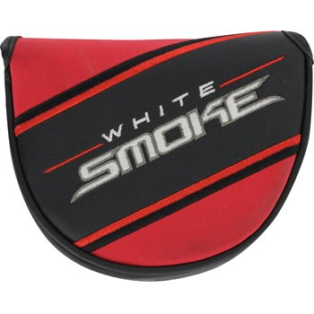 TaylorMade White Smoke Matte Black Mallet Putter Headcover Accessories