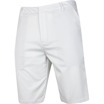 Ashworth Solid Stretch Shorts Flat Front Apparel