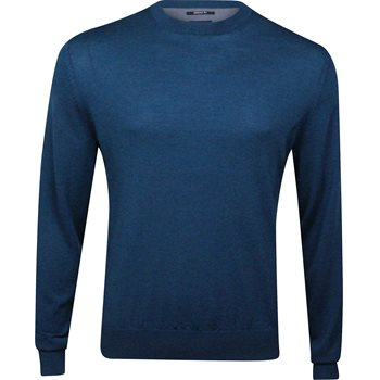 Ashworth Merino Wool Sweater Crew Apparel