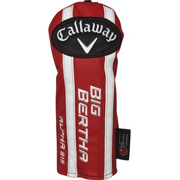 Callaway Big Bertha Alpha 815 Fairway Headcover Accessories