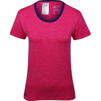Adidas ClimaCool Tour Seamless Print Shirt T-Shirt Apparel