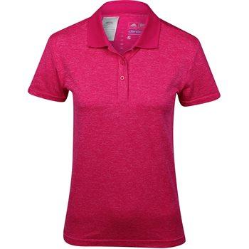 Adidas ClimaCool Tour Seamless Print Shirt Polo Short Sleeve Apparel