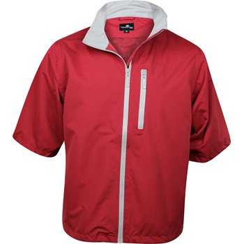 Weather Company Waterproof S/S Rainwear Rain Jacket Apparel