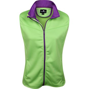Weather Company Poly-Flex Full Zip Outerwear Vest Apparel