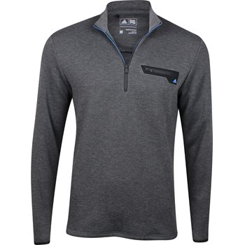 Adidas Performance Half Zip Outerwear Pullover Apparel