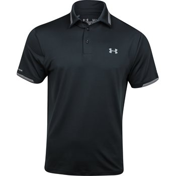 Under Armour Coldblack Tipping Shirt Polo Short Sleeve Apparel