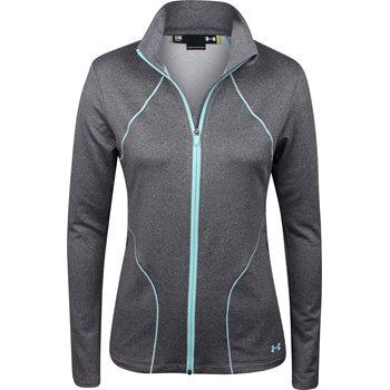Under Armour UA Zinger Full ZIp Fleece Outerwear Wind Jacket Apparel