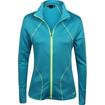 Under Armour UA Zinger Full ZIp Fleece Outerwear Wind Jacket Apparel