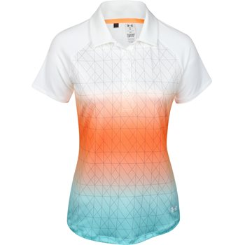 Under Armour UA Nassau Print Shirt Polo Short Sleeve Apparel