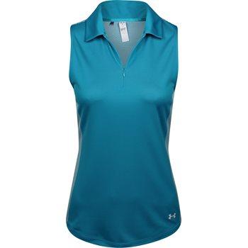 Under Armour UA Brassie Sleeveless Shirt Polo Short Sleeve Apparel